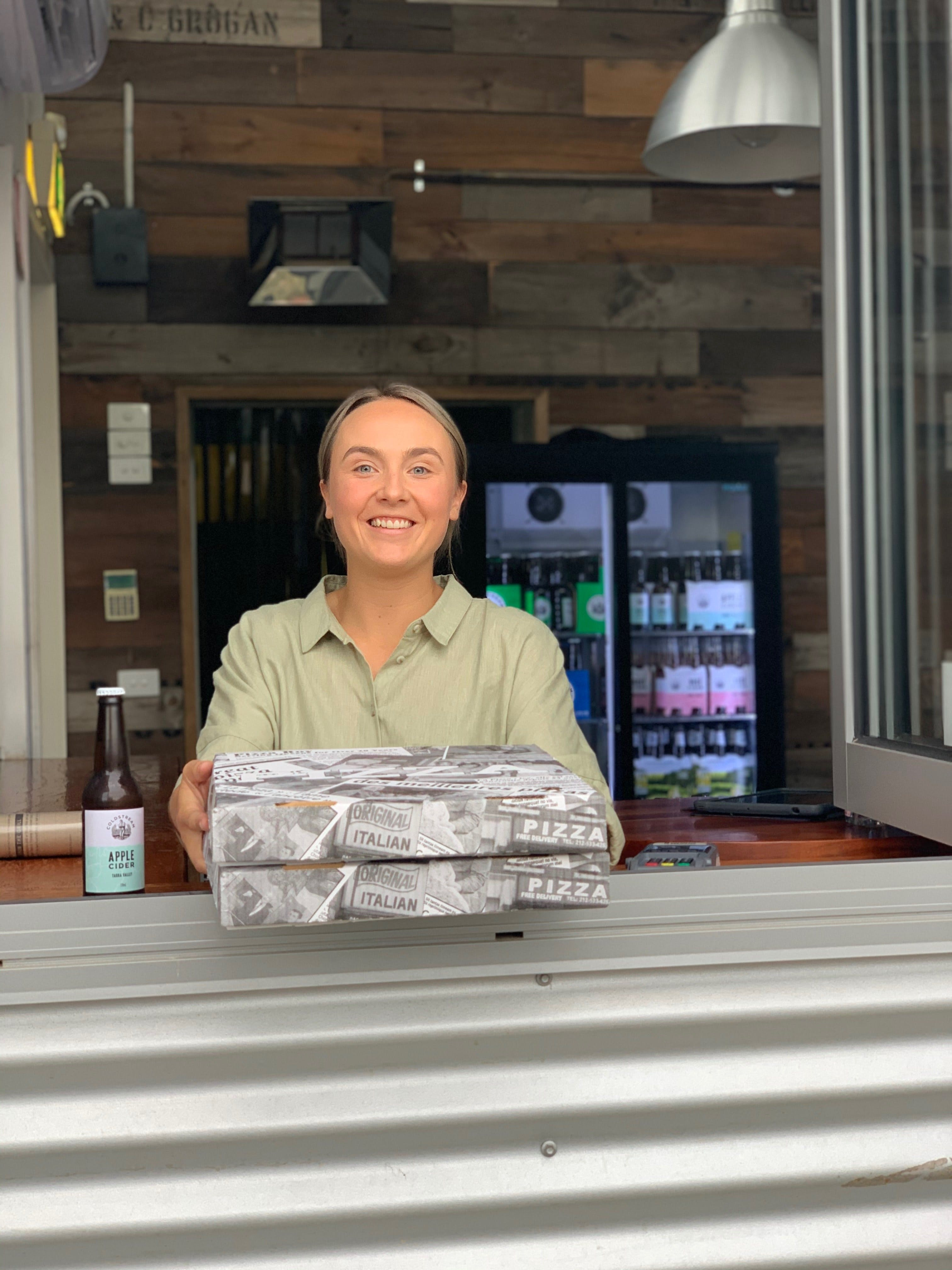 Takeaway at Coldstream Brewery - Whitsundays Tourism