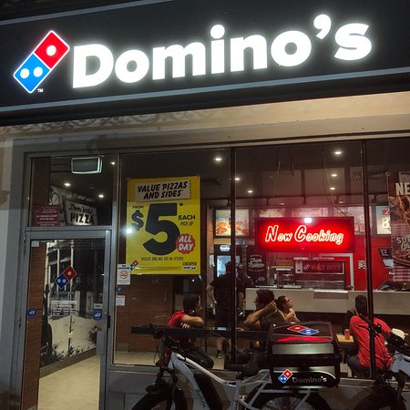 Domino's Pizza - Whitsundays Tourism