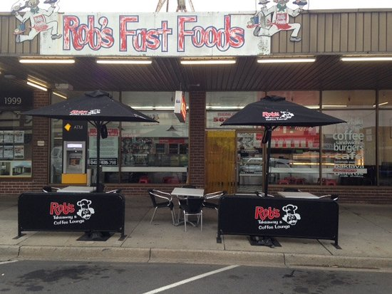 Rob's Takeaway and Coffee Lounge - Whitsundays Tourism