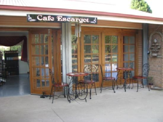 Cafe Escargot - Whitsundays Tourism