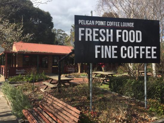 Pelican Point Coffee Lounge - Whitsundays Tourism