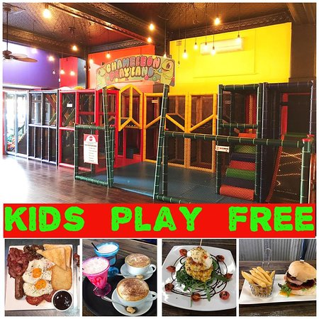 Chameleon Play Cafe - Whitsundays Tourism
