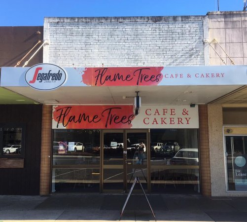 Flame Trees Cafe  Cakery - Whitsundays Tourism