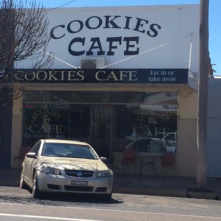 Cookies Cafe - Whitsundays Tourism