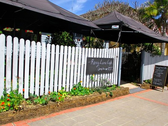 Roxy Lane Cafe - Whitsundays Tourism