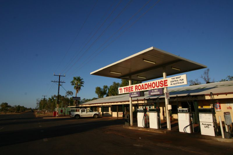Ti Tree Roadhouse - Whitsundays Tourism