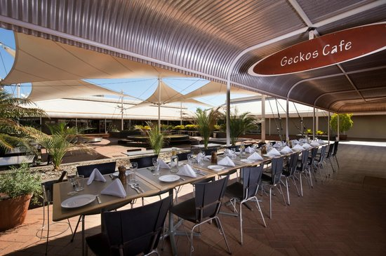 Gecko's Cafe - Whitsundays Tourism