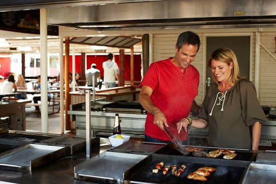 Pioneer BBQ and Bar - Whitsundays Tourism