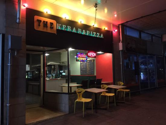 The Kebab  Pizza in Collie - Whitsundays Tourism