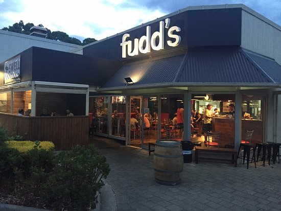 Fudd's - Whitsundays Tourism