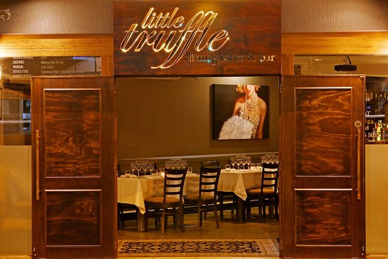 Little Truffle Dining Room  Bar