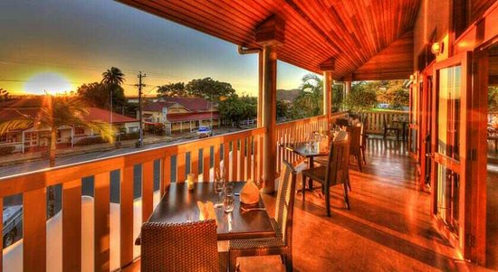 Balcony Restaurant - Whitsundays Tourism