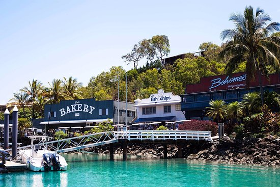 Bob's Bakery - Whitsundays Tourism