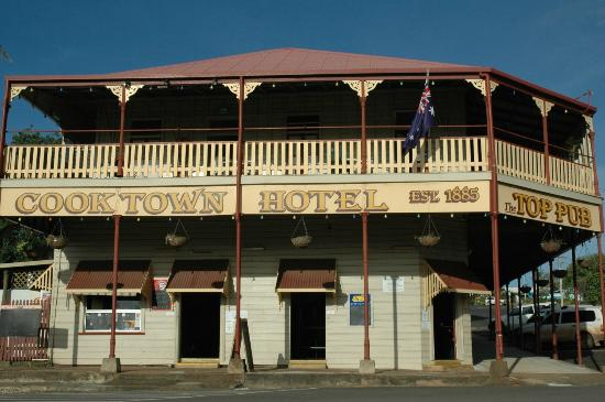 Cooktown Hotel - Whitsundays Tourism