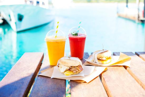Marina Cafe - Whitsundays Tourism
