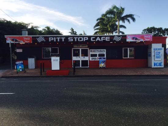 Pittstop Cafe Proserpine - Whitsundays Tourism