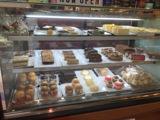 Ivy's coffee  cake - Whitsundays Tourism