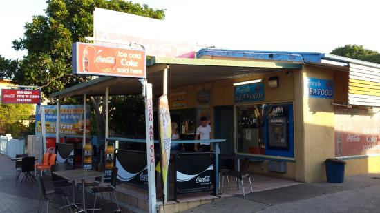 Jetty Seafood and Hamburgers - Whitsundays Tourism