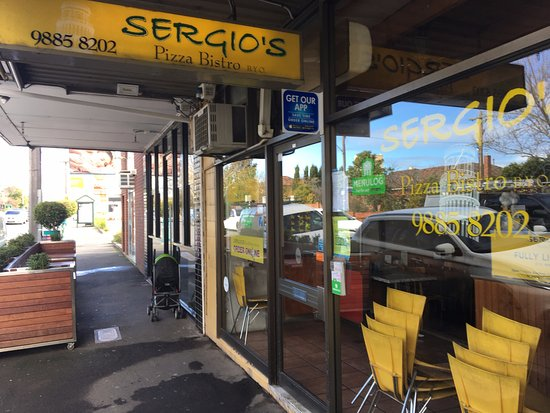 Sergio's Pizza Bistro - Whitsundays Tourism