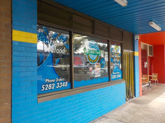 The Centreway Fish  Chip Shop - Whitsundays Tourism
