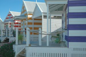 Beach Huts Middleton - Whitsundays Tourism