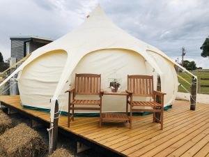 Bukirk Glamping - Whitsundays Tourism