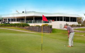 cluBarham Golf Resort - Whitsundays Tourism