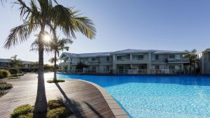 Oaks Pacific Blue Resort - Whitsundays Tourism