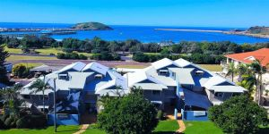 The Observatory Holiday Apartments - Whitsundays Tourism