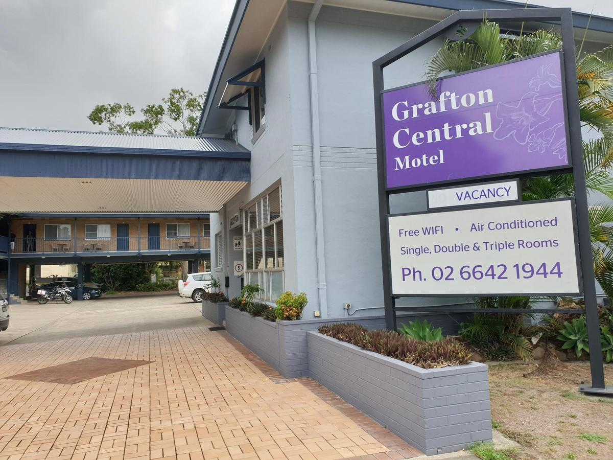 Grafton Central Motel - Whitsundays Tourism