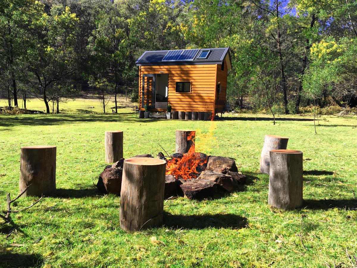 Christopher Tiny House - Whitsundays Tourism
