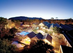 DoubleTree by Hilton Alice Springs - Whitsundays Tourism
