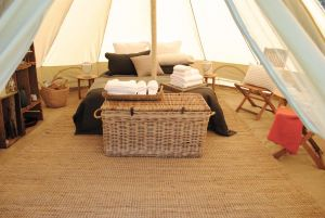 Cosy Tents - Daylesford - Whitsundays Tourism