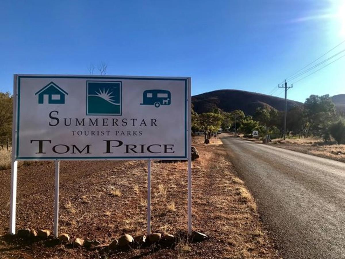 Tom Price Tourist Park - Whitsundays Tourism