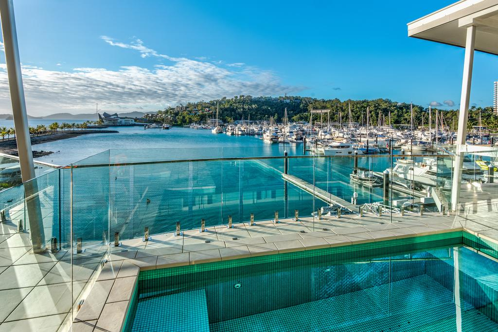 Pavillions Penthouse 25 - 4 Bedroom Luxury Ocean View Hamilton Island - Whitsundays Tourism