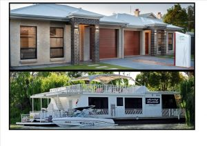 Renmark River Villas and Boats  Bedzzz - Whitsundays Tourism