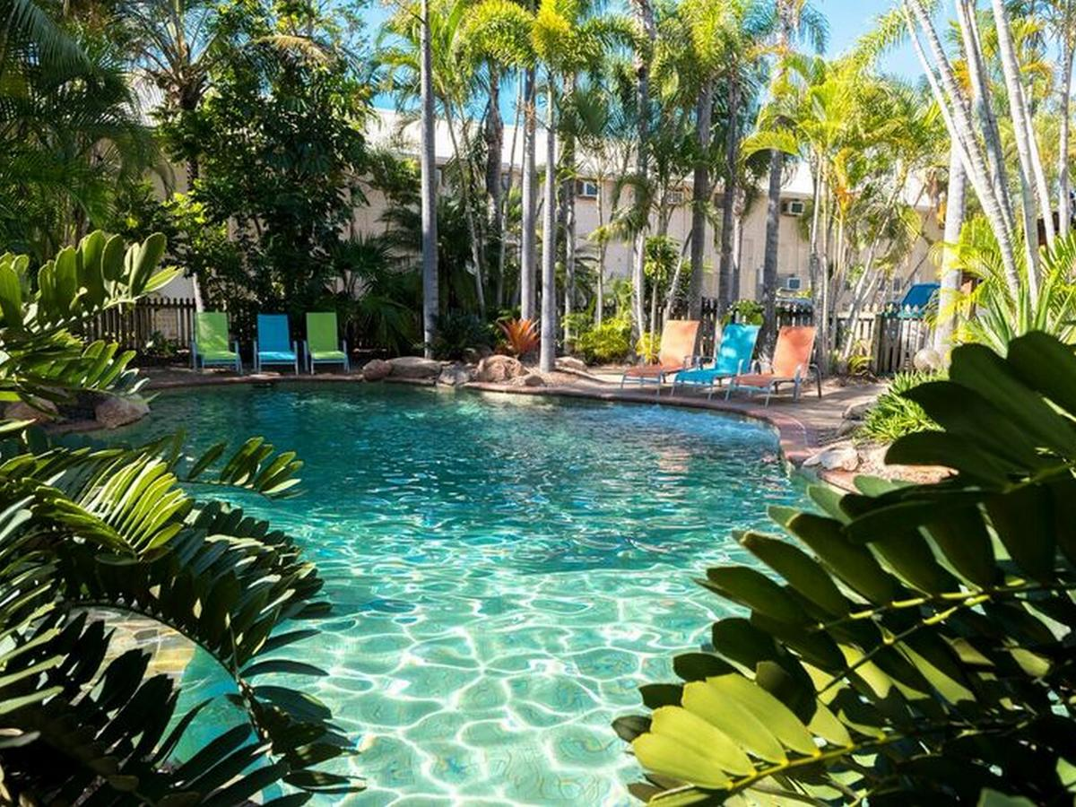 The Beach Motel Hervey Bay - Whitsundays Tourism