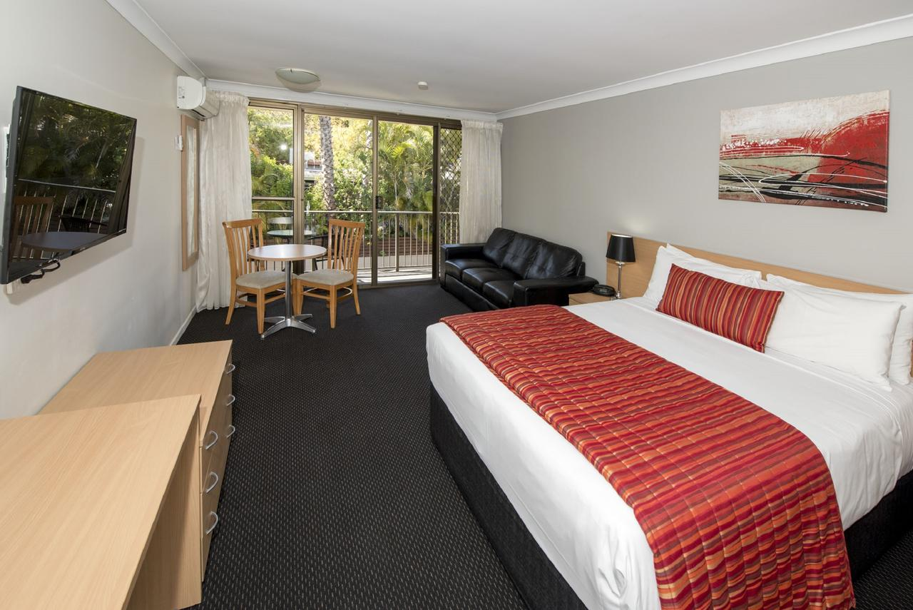 Comfort Inn Grammar View - Whitsundays Tourism
