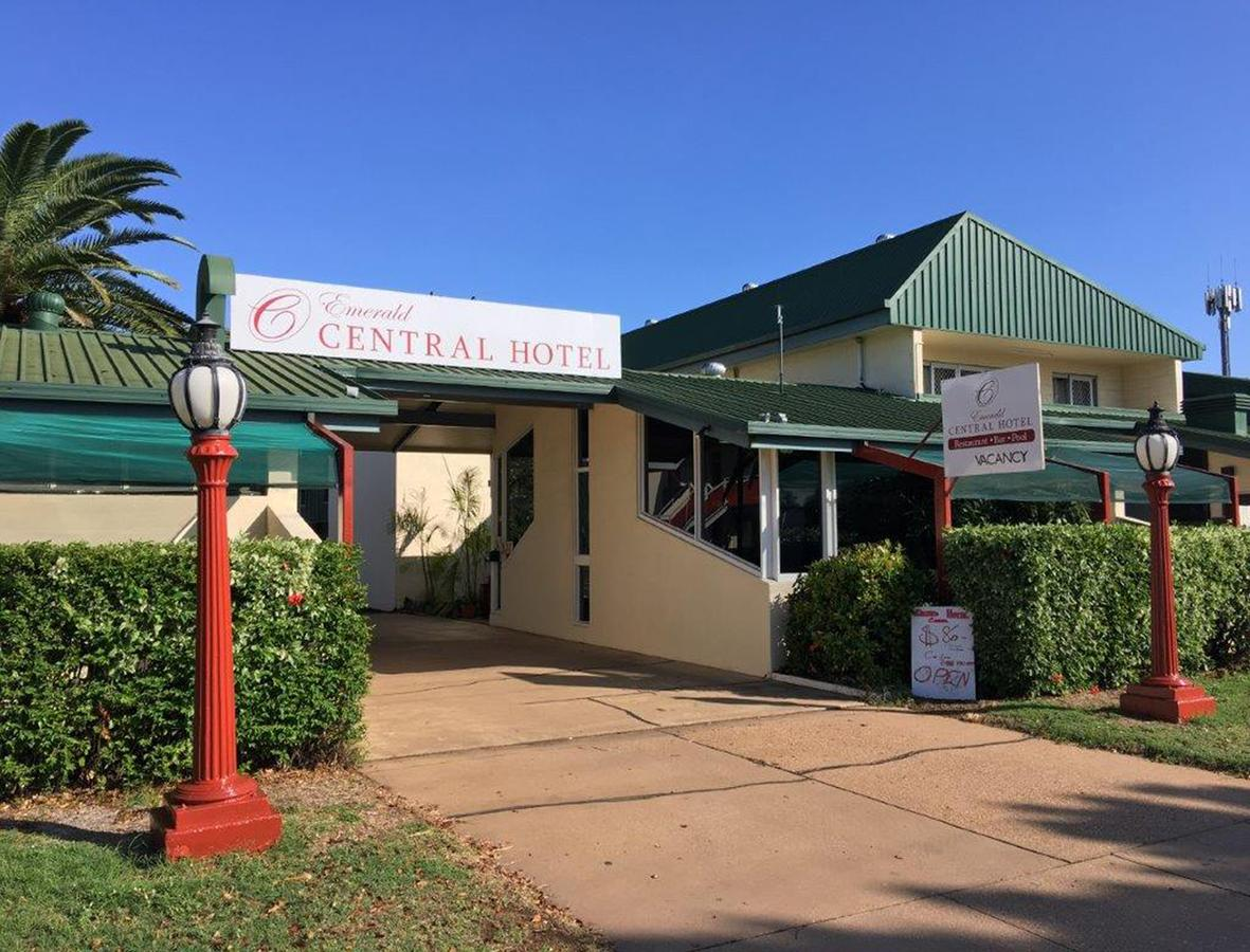 Emerald Central Hotel - Whitsundays Tourism