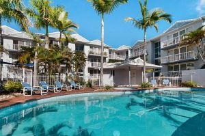 Champelli Palms Apartments - Whitsundays Tourism