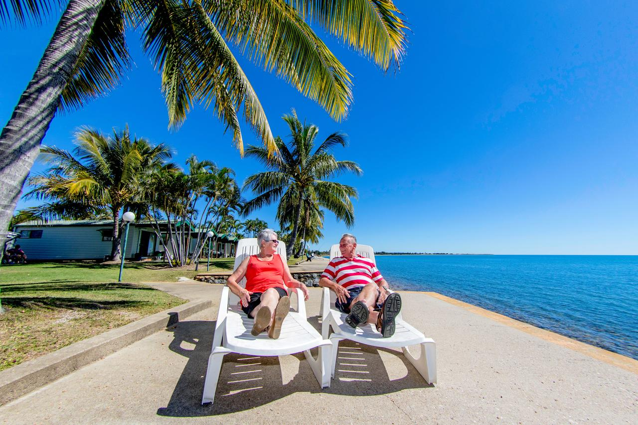 NRMA Bowen Beachfront Holiday Park - Whitsundays Tourism