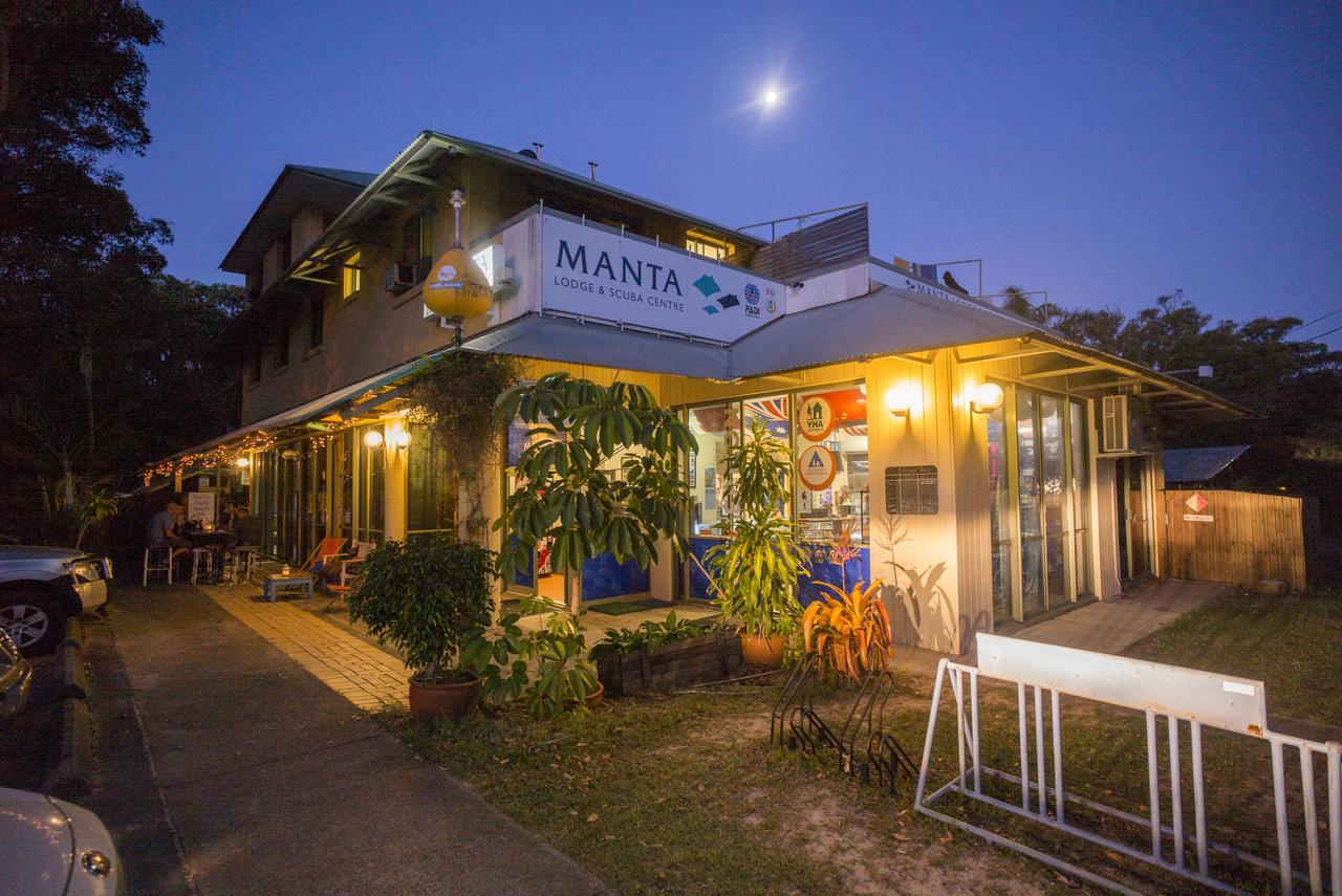 Manta Lodge YHA  Scuba Centre - Whitsundays Tourism