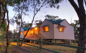 Accommodation Creek Cottages  Sundown View Suites - Whitsundays Tourism