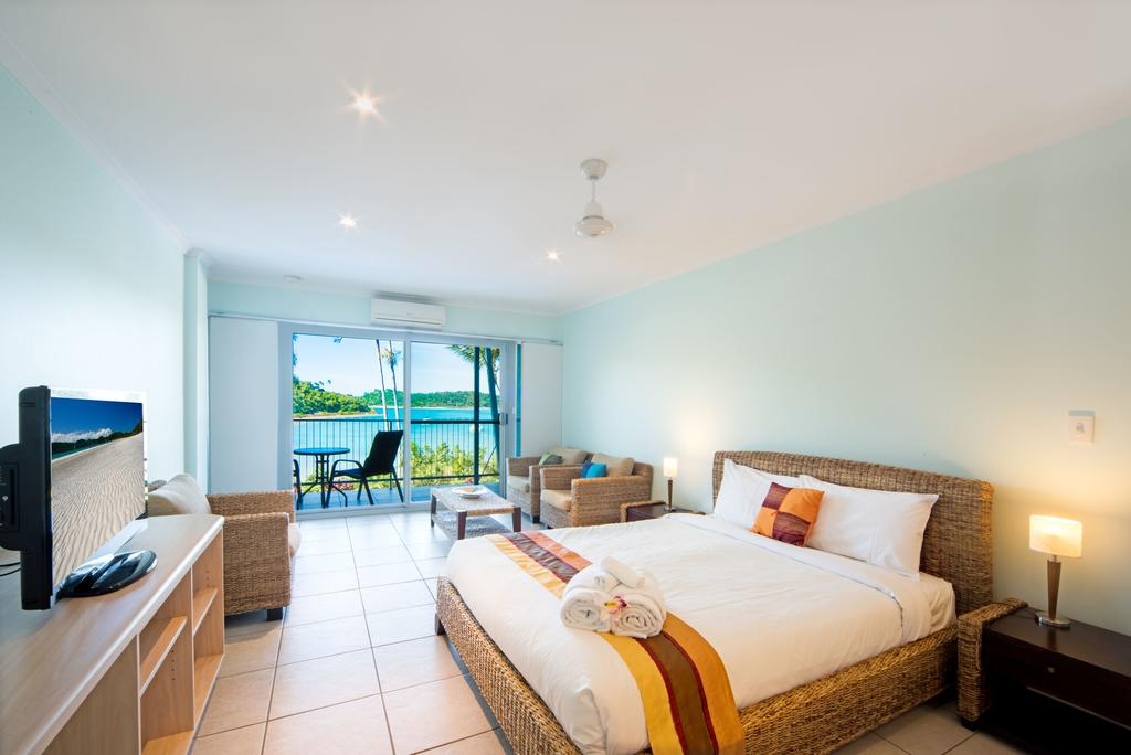 Baybliss Apartments Studio 3 - Whitsundays Tourism