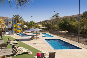 BIG4 MacDonnell Range Holiday Park - Whitsundays Tourism